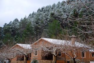 Casas rurales Batan Rio Tus, Yeste