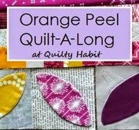 Orange Peel QAL