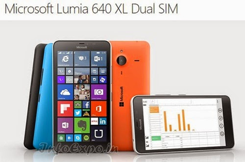 Microsoft Lumia 640 XL: 5.7 inch,1.2GHz Quad-core Windows 8.1 Phone Specs, Price