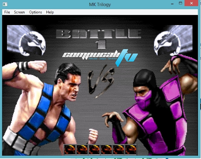 Mortal Kombat Trilogy PC Full Descargar 1 Link EXE