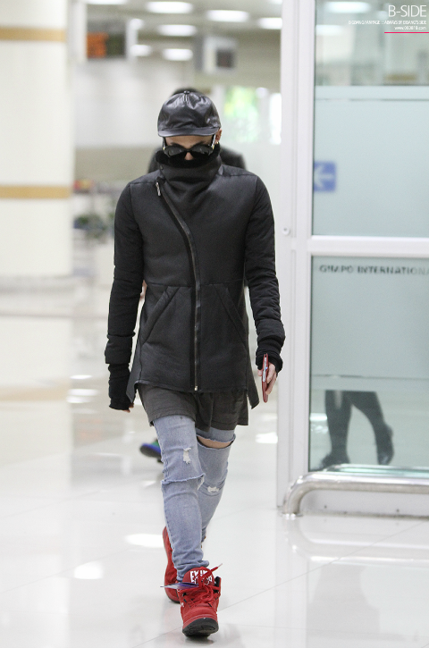 g-dragon airport style 122511