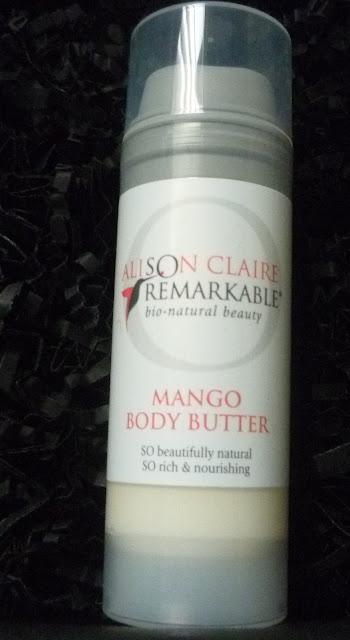 Alison Claire - Mango Body Butter