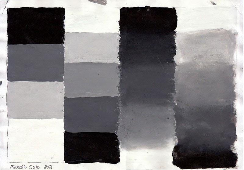 Descubrarte iniciaci n en la pintura art stica usando - Tonos de pintura ...