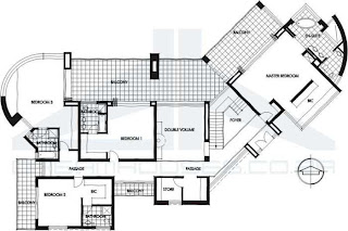 Planos de casas modelos y dise os de casas planos de - Casas tipo americano ...