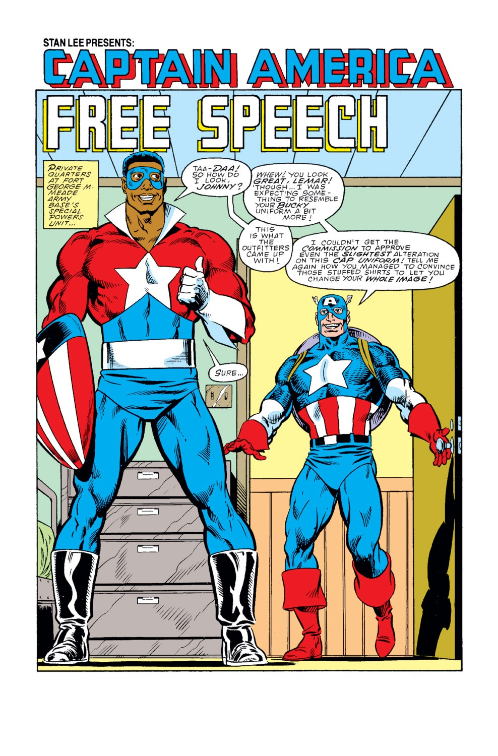 Captain America (1968) Issue #341 #271 - English 10