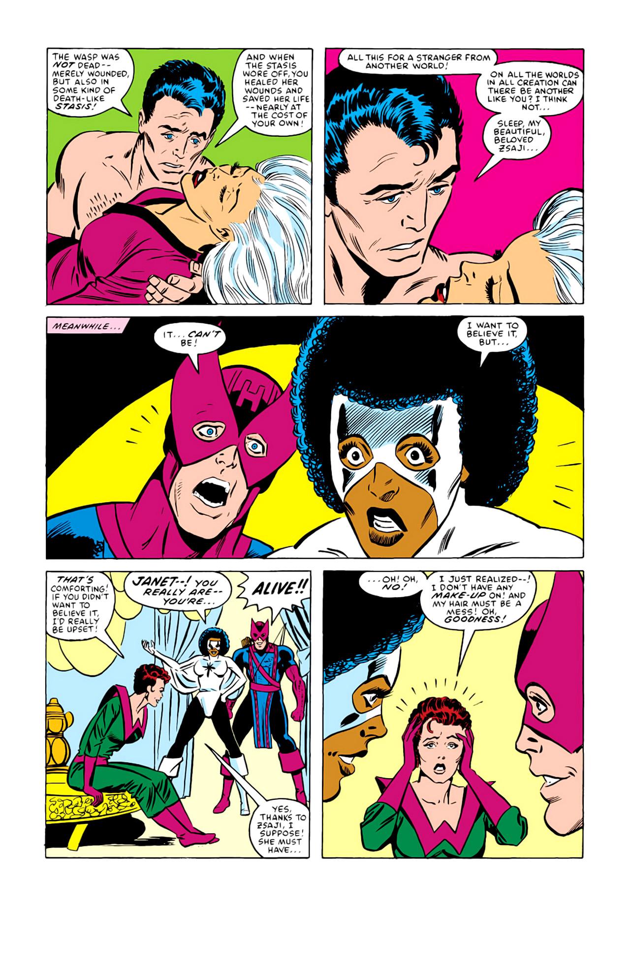 Captain America (1968) Issue #292i #216 - English 23