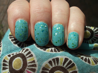 Nail Lacquer UK Ariel's Tail