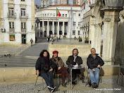 Con Núria Millet y Javier Carvajal