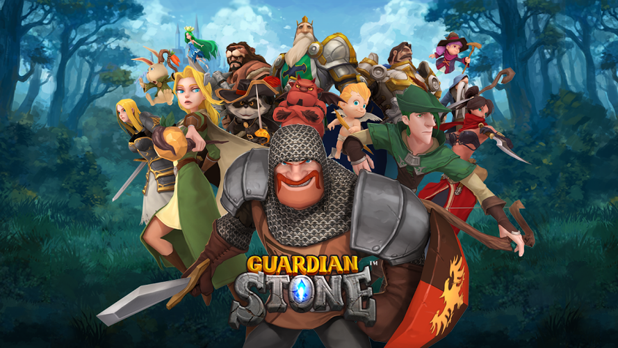 Guardian Stone Gameplay Android