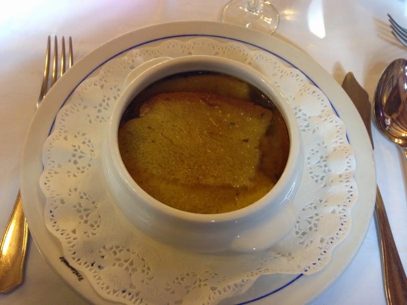 sopa de galeras de Casa Bigote