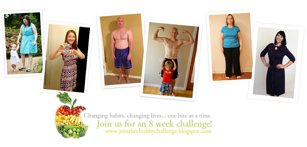 Join The Chubby Challenge!