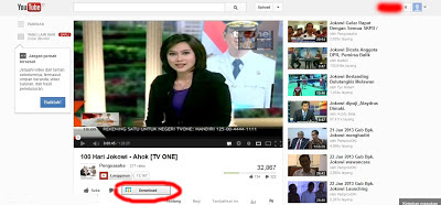 Bagaimana Cara Download Video Dari Youtube ?