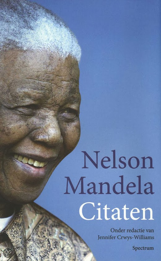 Politieke Citaten : The book girl nelson mandela