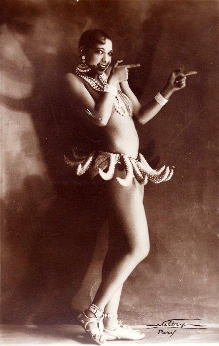Doctor Ojiplático. Josephine Baker