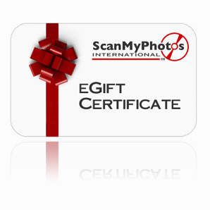 eGiftCertificate - Give the Gift of Photo Memories this Holiday Season