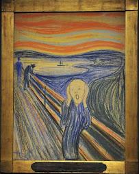---- El grito de Edwar Munch ----