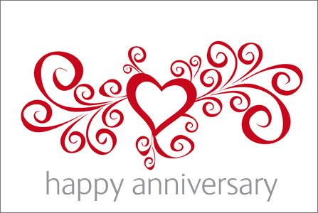 Happy Anniversary to My Parents