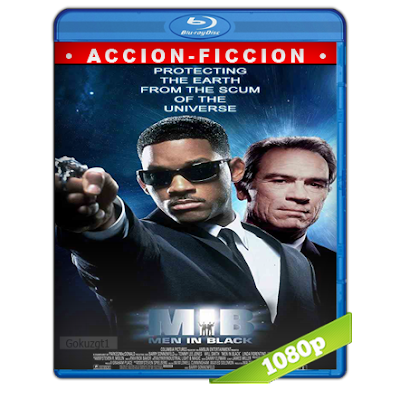 Hombres De Negro (1997) BRRip Full 1080p Audio Trial Latino-Castellano-Ingles 5.1