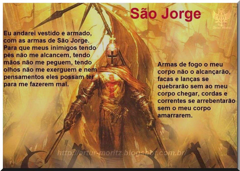 Frases De São Jorge O Santo Guerreiro