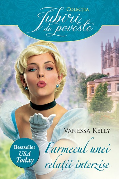 Farmecul unei relaţii interzise (#The renegade royals 1) - Vanessa Kelly