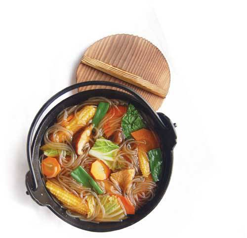 Vegetarian Hot Pot Recipe