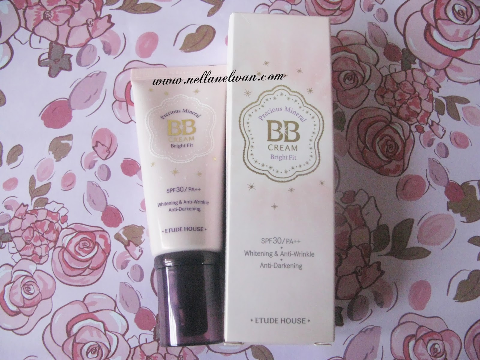 review etude house precious mineral bb cream bright fit