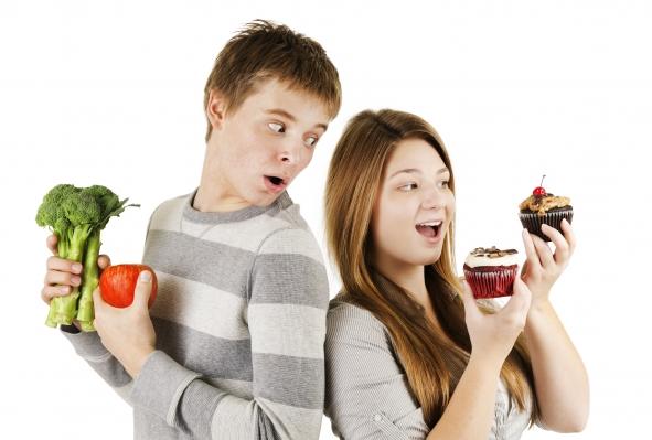 la adolescentes: