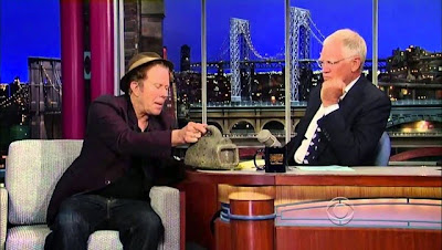 Tom Waites new song farewall to David Letterman