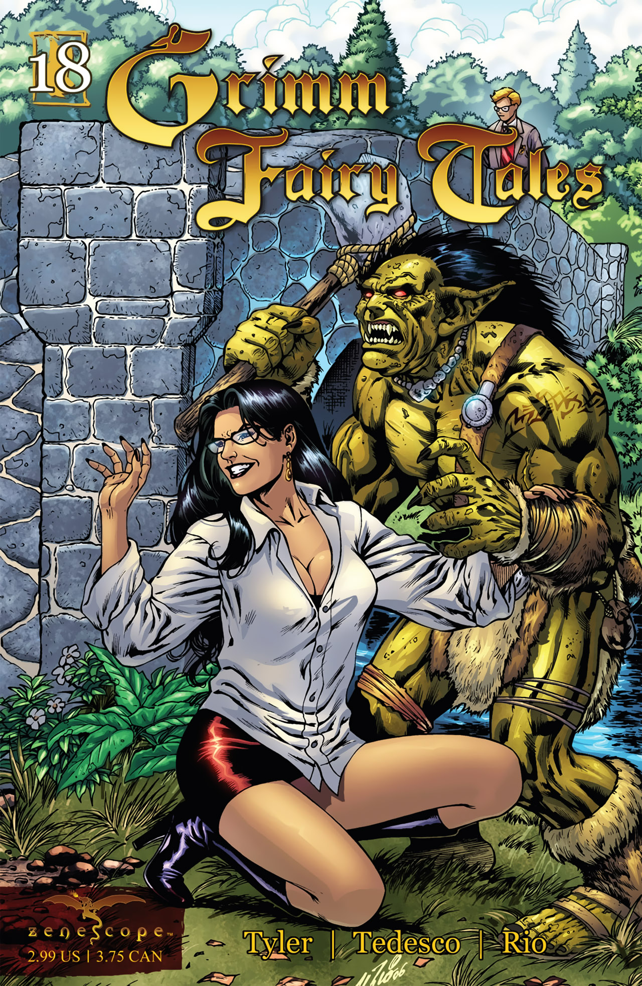 Grimm Fairy Tales (2005) Issue #18 #21 - English 1