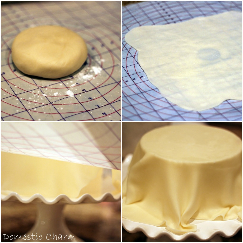 Domestic charm diy cake dummy diy cake dummy ccuart Image collections