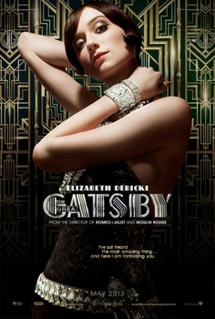 The Great Gatsby 2013 poster