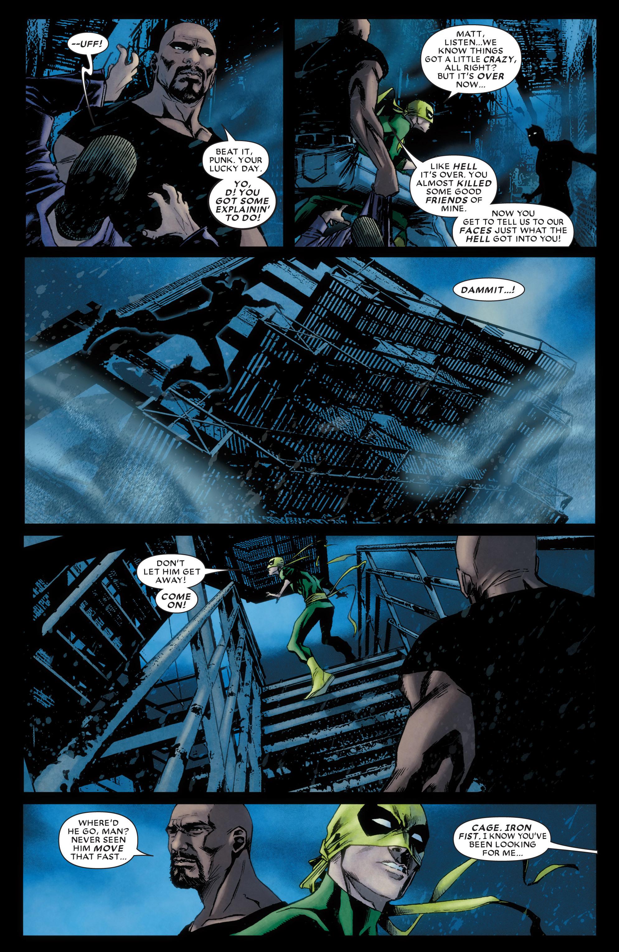 Read online Daredevil (1998) comic -  Issue #512 - 17