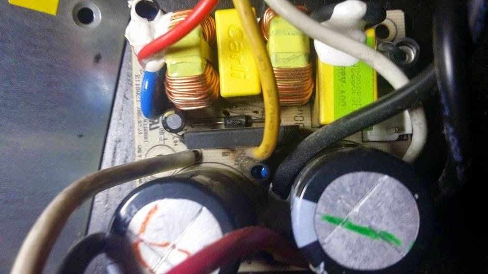 GA\'s Blog: Dell power supply repair in progress