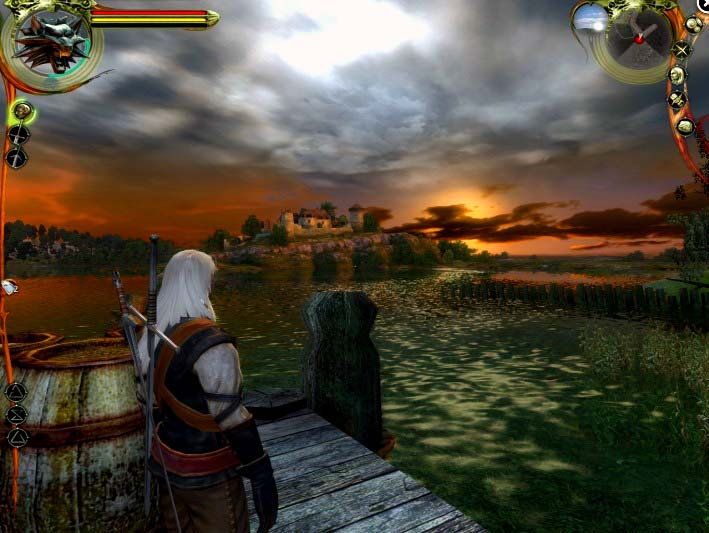 games like the witcher