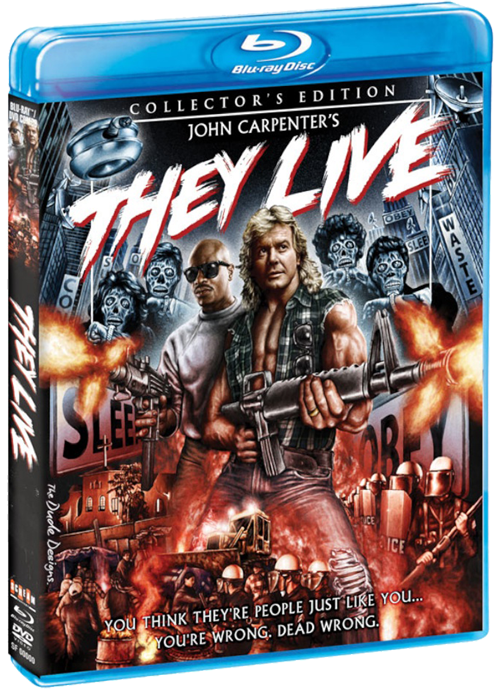John Carpenter: They Live (Están vivos) (1988) 720P Mega