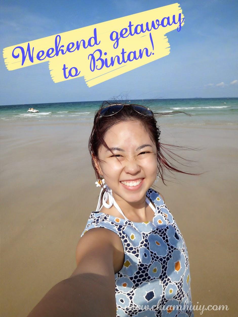 Bintan Lagoon Resort Weekend Staycation Bintan Getaway Celine