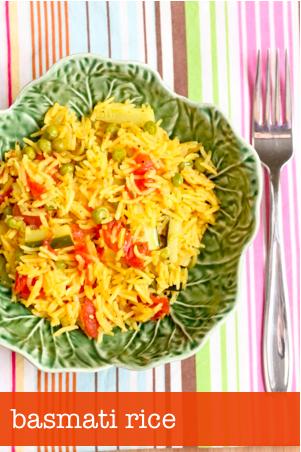 Portuguese Basmati Rice