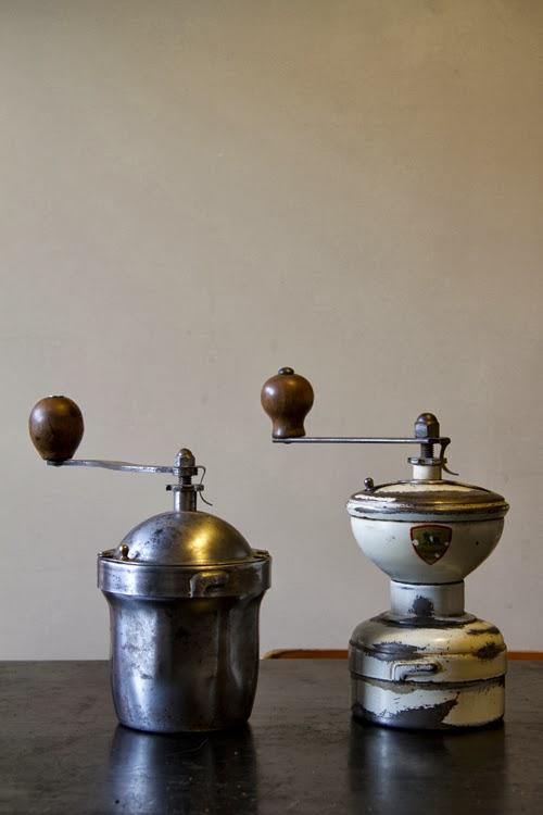 アンティーク プジョーのコーヒーミル
