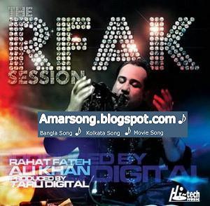 The Rfak Session Remix (2011)-Rahat Fateh Ali Khan 128Kbps Free Download