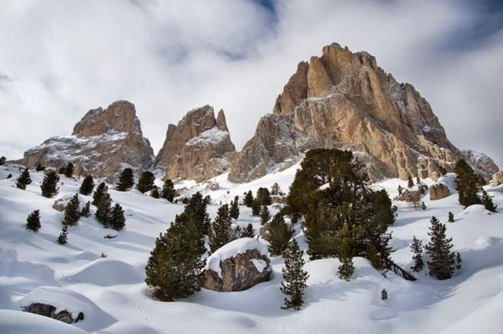 The Italian Dolomites
