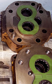 Commercial hydraulic pump repair 3169632010