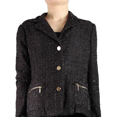 Veste tweed