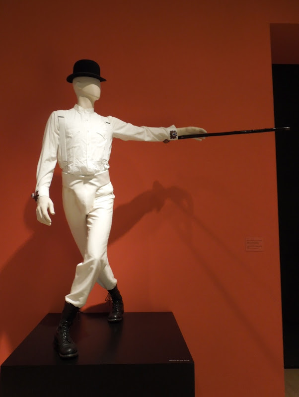 A Clockwork Orange Alex DeLarge costume