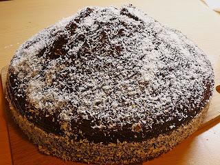 "<img alt="" Gâteau de boue au choco."""