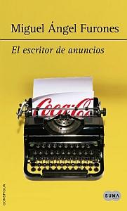 El escritor de anuncios - Portada