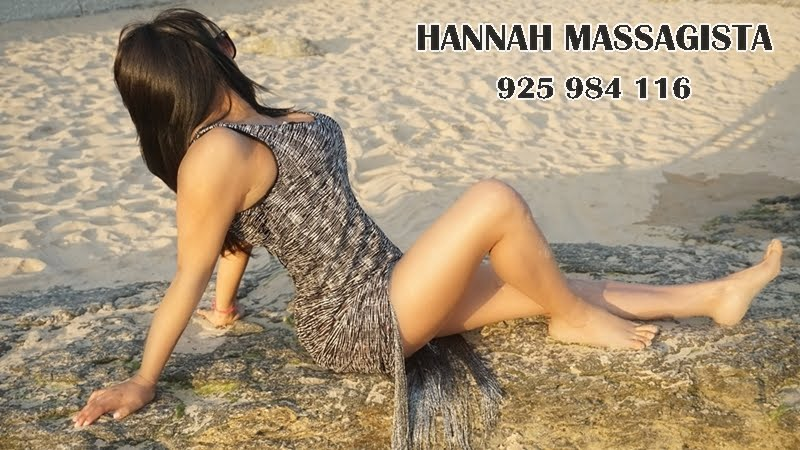 HANNAH MASSAGISTA - +351 925 984 116