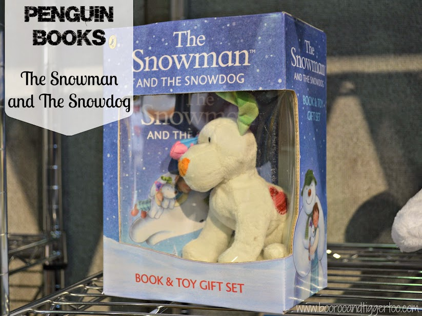 Christmas in July: Penguin Books - The Snowman and The Snowdog
