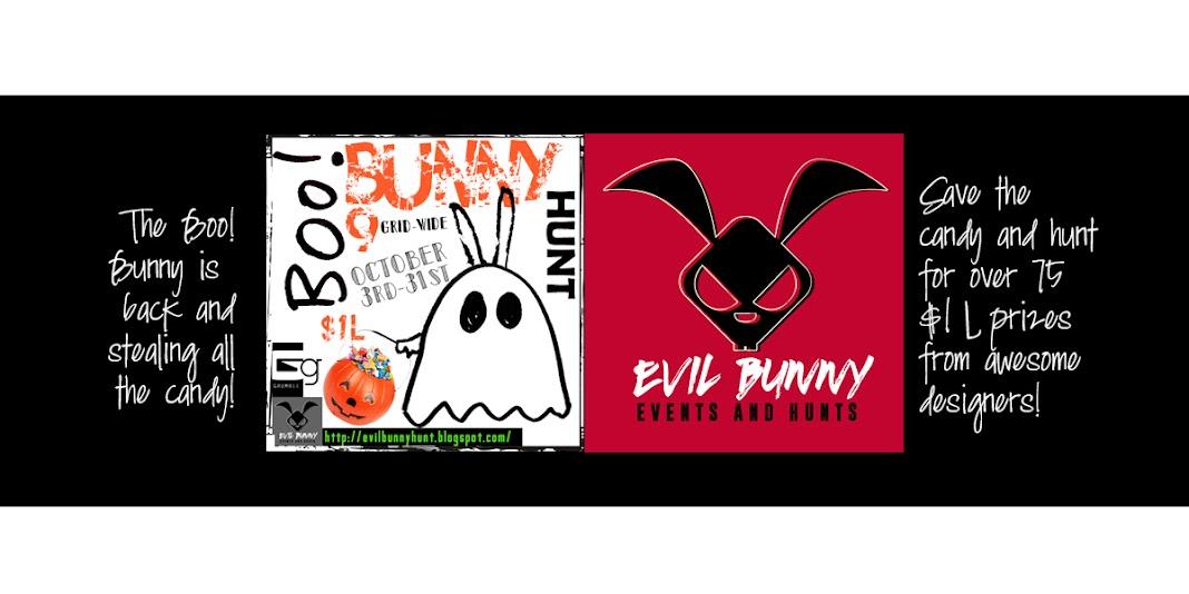 The Boo! Bunny Hunt 9