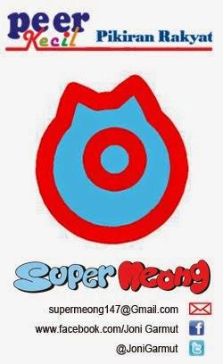 Supermeong, simak di Peer Kecil tiap Minggu ya!