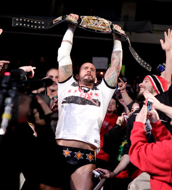 Royal Rumble Participants... Your Arms Are Too Short To Box With GOD! CM+Punk+en+RAW